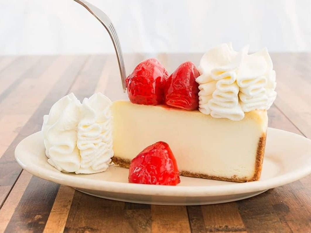 Cheesecake Factory Is Giving You A Free Dessert With Your Lunch