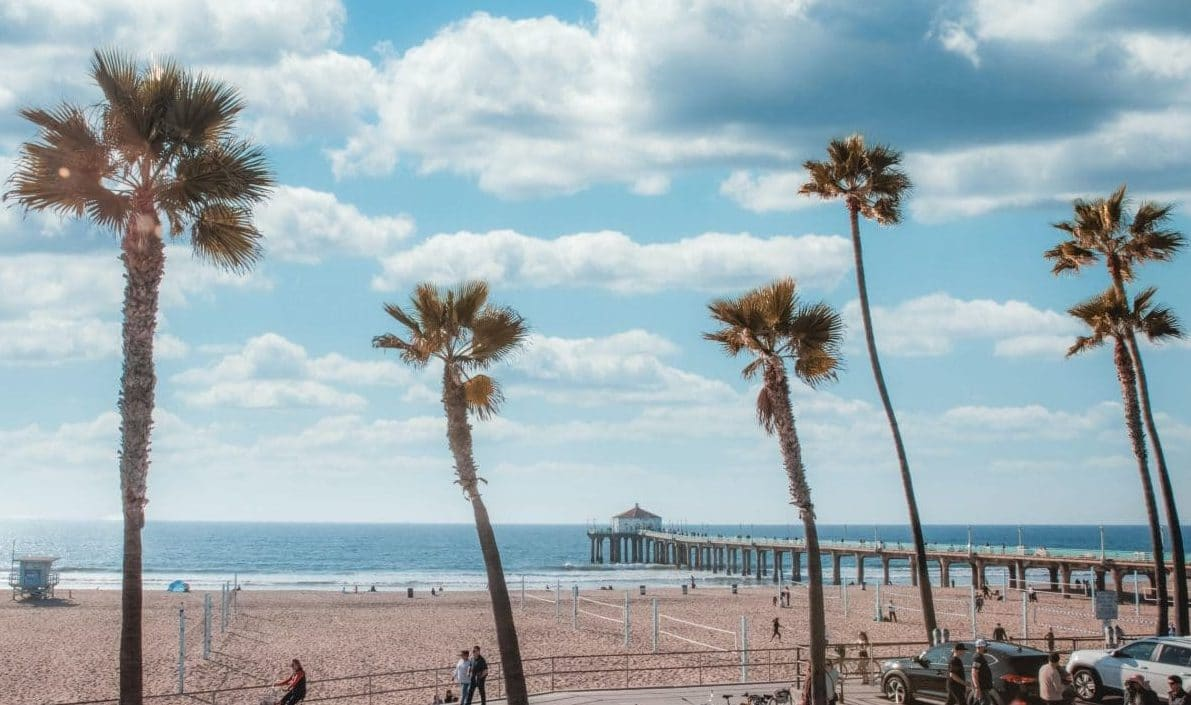 la county beaches open