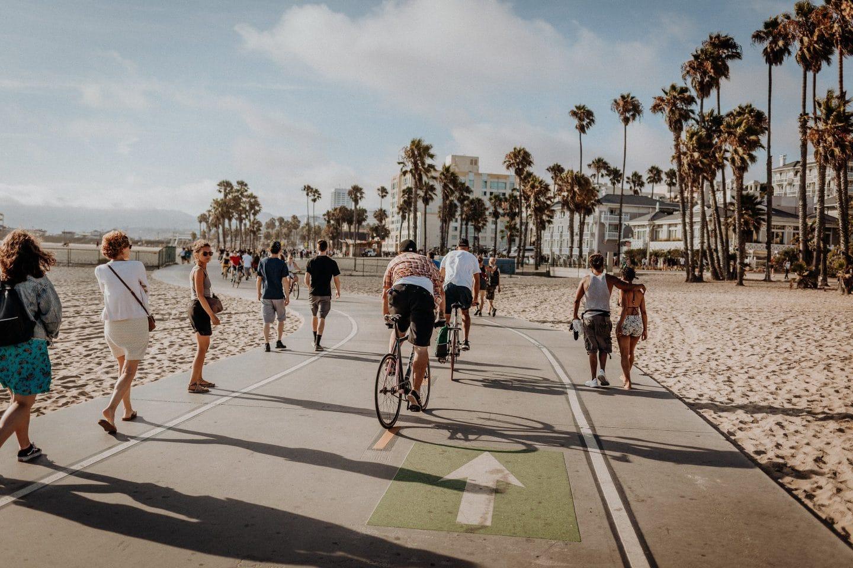 bike paths reopen