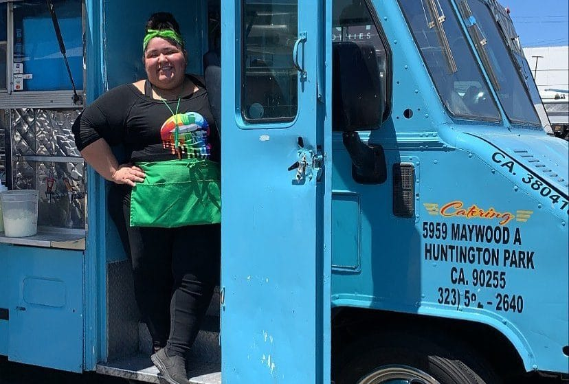 There's A Taco Truck Roaming The Streets Of L.A. Just Like An Ice Cream Truck